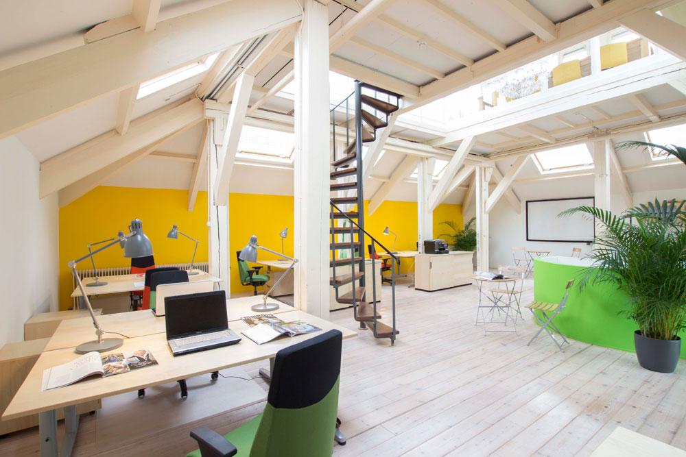 studio leidseplein zzp werkplek